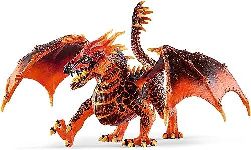 Schleich Dragon de Lave