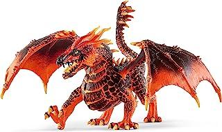 Schleich Lava Dragon Toy Figure