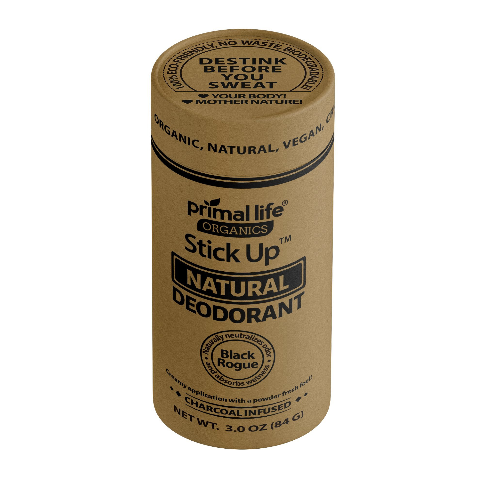 Deodorant Organic Natural Formula Elimination