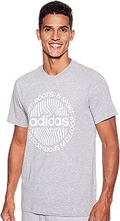 adidas Men's M Core Circled Graphic T-Shirt