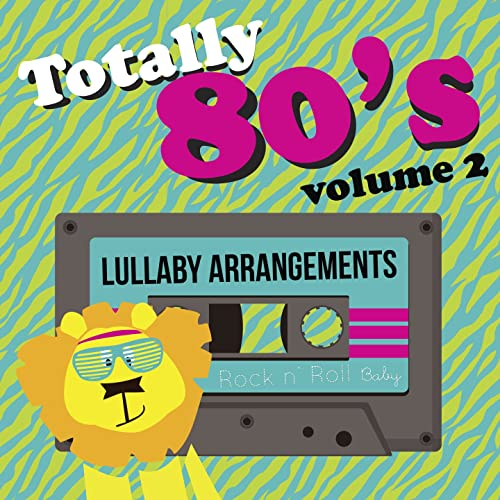 tienda en linea Rock N' Roll Baby Music Music Music Toy Totally 80's, Vol. 2  ¡no ser extrañado!