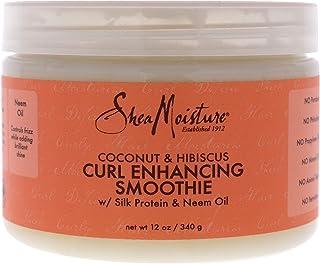 Shea Moisture Coconut and Hibiscus Curl Enhancing Hair Cream, 12 oz