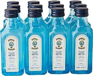Bombay SAPPHIRE London Dry Gin 12 x 0.05 l