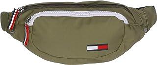 حقيبة خصر وكتف كول سيتي من النايلون للرجال من تومي جينز - اخضر- AM0AM05918