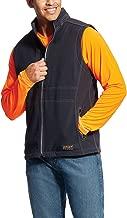 ARIAT Men's Rebar Canvas Softshell Vest