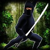 怒っているエルフの森の中の小人忍者侍ジャンプ - 無料版