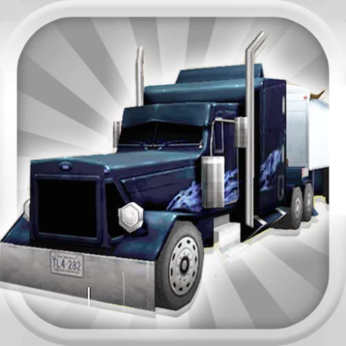 Big Rig Gorro: 3D Semi Truck Driving Game - FREE Edition