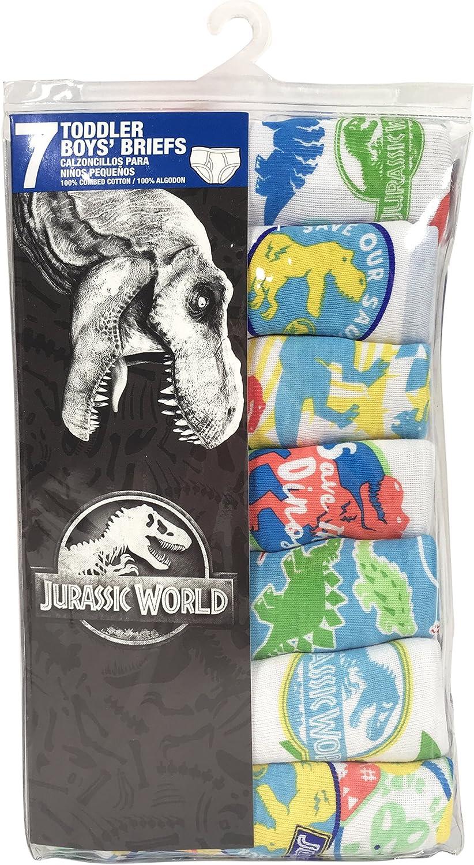 Jurassic World Boys' Big Underwear Multipacks