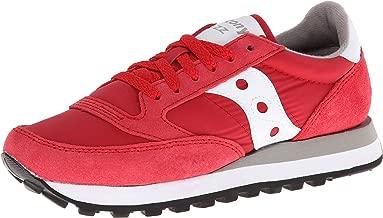 scarpe saucony donna rosso
