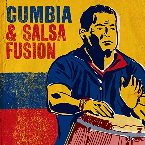 Cumbia & Salsa Fusion by Various artists on Amazon Music