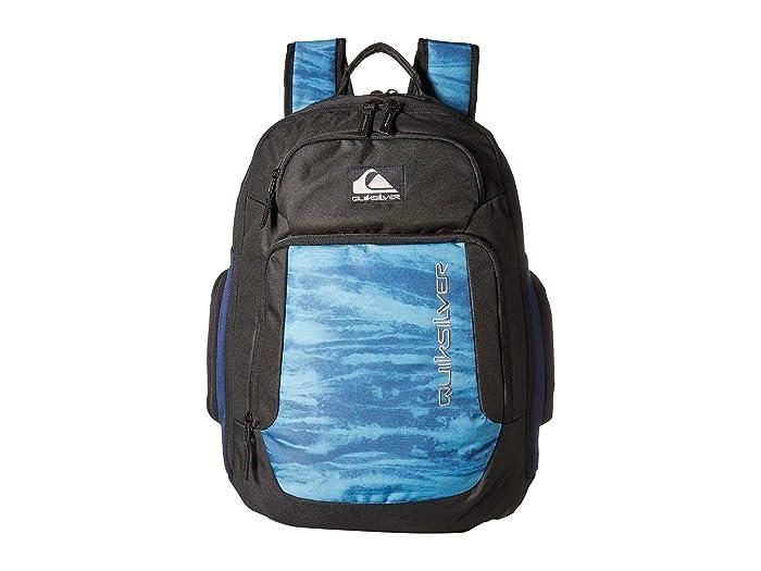 Quiksilver Shutter Backpack (Sky Blue) Backpack Bags