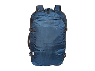 Pacsafe Venturesafe Exp45 Econyl(r) Carry-On Anti-Theft Travel Pack (Econyl(r) Ocean) Backpack Bags