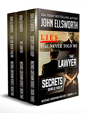 Michael Gresham Box Set Books 1-3: 3 Legal Thrillers