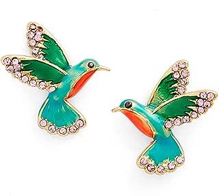 Scenic Route Hummingbird Stud Earrings O0RU2496
