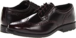 Rockport Essential Details Waterproof Wing Tip