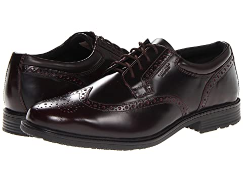Aile Blackcordovan Détails Essentiels Imperméable Pointe Rockport xq10TEZw1