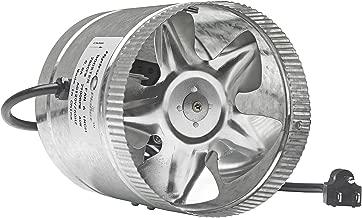 Hydroplanet 6 Inch Duct Booster Fan,Exhaust Fan High Cfm, 6