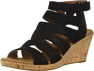 Rockport Briah Banded Sling womens Wedge Sandal