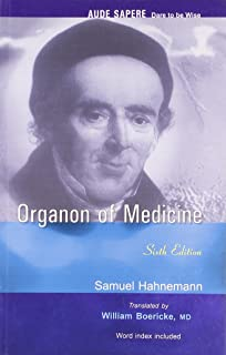 Organon of Medicine: With Word Index