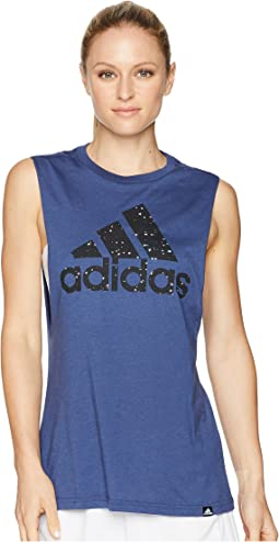 Stars Muscle Tank Top