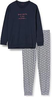 Schiesser Men's Family Anzug Lang Pajama Set