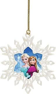 Lenox Frozen Porcelain Ornament, 4-Inch