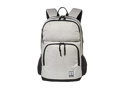 Volcom Roamer Backpack (Grey Vintage) Backpack Bags