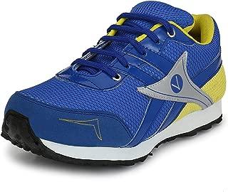 Sir Corbett Men's Mesh Blue Jogging Shoes(Big UK11-UK14)