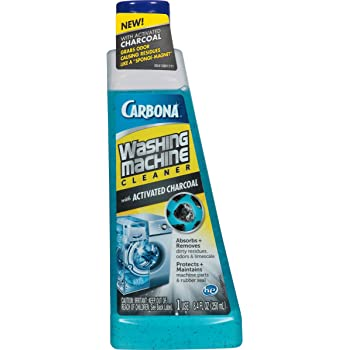 Carbona Washing Machine Cleaner with Activated Charcoal