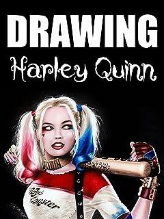 Drawing Harley Quinn