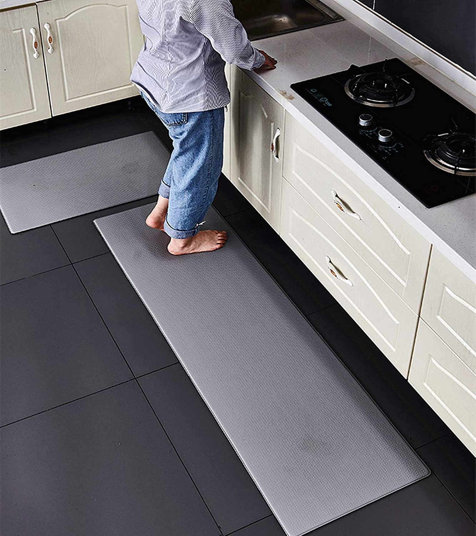 Ukeler Anti Fatigue Kitchen Mats Set Manufacturer direct delivery Ranking TOP14 Hallway Kitc of Non 2 Slip