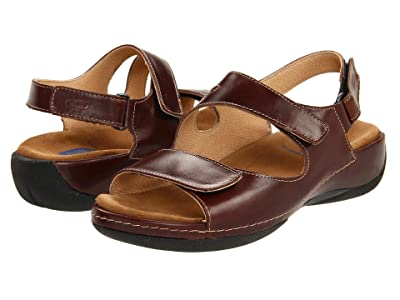 Wolky Liana (Cafe Smooth Leather) Women