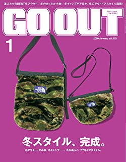 GO OUT (ゴーアウト) 2020年 1月号 [雑誌]