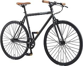 BIKESTAR Bicicleta de Paseo, Single Speed 700C Ruedas 28