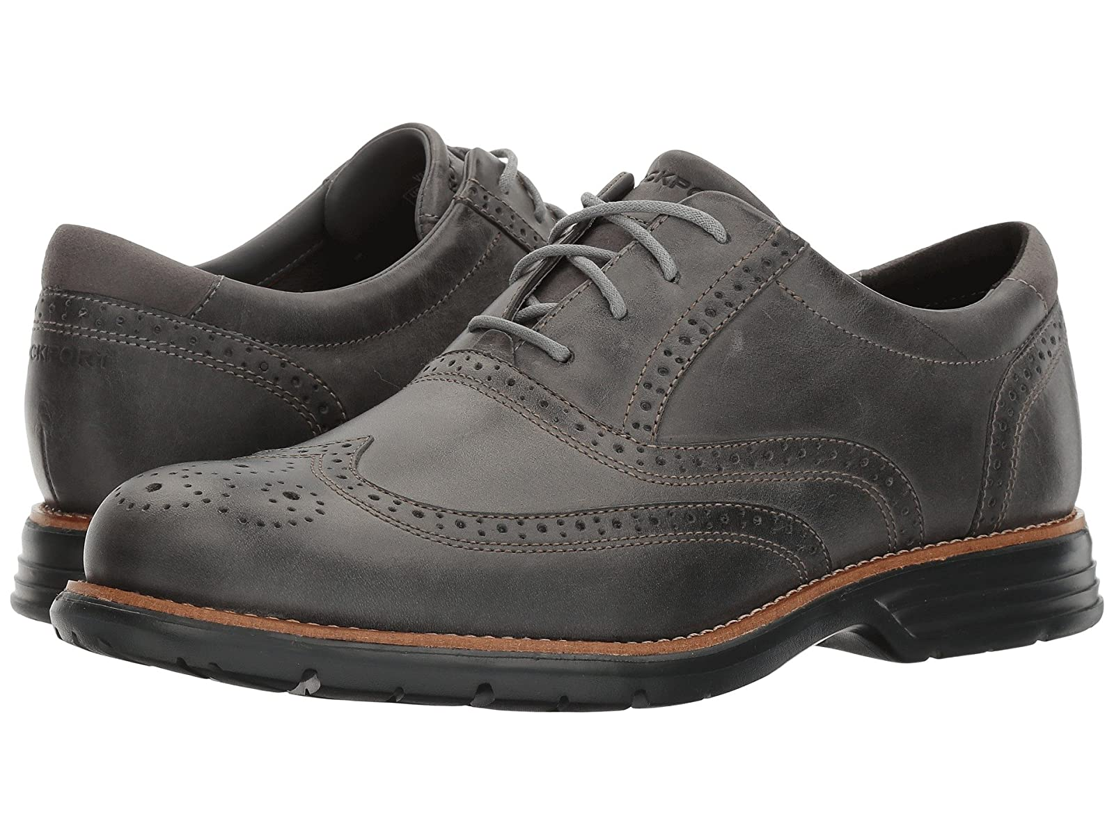 Rockport Total Motion Fusion Wing Category Tip /Gentlemen/Ladies/ Large Category Wing 496b3b