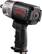 "AIRCAT 1150 ""Killer Torque"" 1/2-Inch Impact Wrench, Medium, Black"