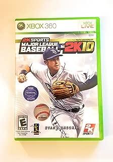 Major League Baseball 2K10 for XBOX 360