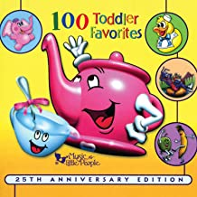 100 Toddler Favorites, Vol. 1