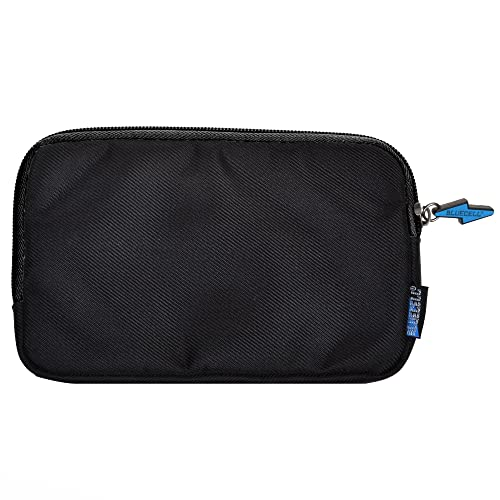 074bd85418bc BCP Black Color Splash Proof Nylon Electronics Accessories Organizer  Pouch   Bag  Case for
