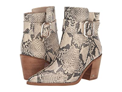 Sam Edelman Leonia (Beach Multi Pacific Snake Leather) Women
