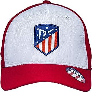 13f55ad46ffa1 Atletico de Madrid Enfants Cap Rouge et Blanc Produit Officiel - New Coat