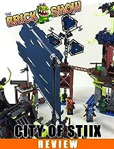 LEGO Ninjago City Of Stiix Review (70732)