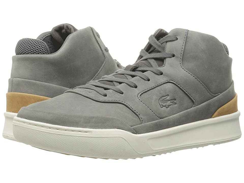 Lacoste Explorateur Mid 316 2 (Dark Grey) Men