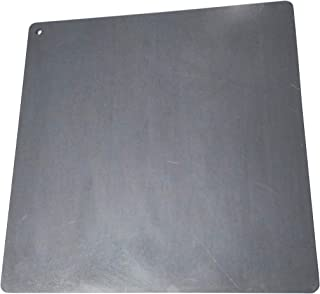 """Replace parts Square Steel Baking Plate for Oven Or BBQ Grill Ultra-Conductive Steel^Virtually Indestructible- 14"""" x 14""""x 0.16"""""""