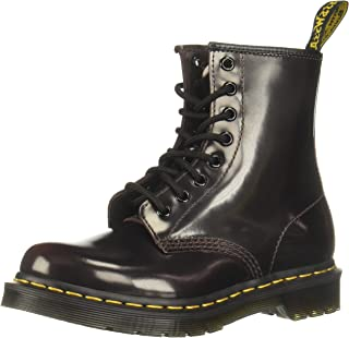 Dr. Martens Women's 1460 W Arcadia Combat Boot