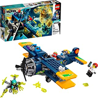 LEGO Hidden Side El Fuego's Stunt Plane 70429 Ghost Toy,...