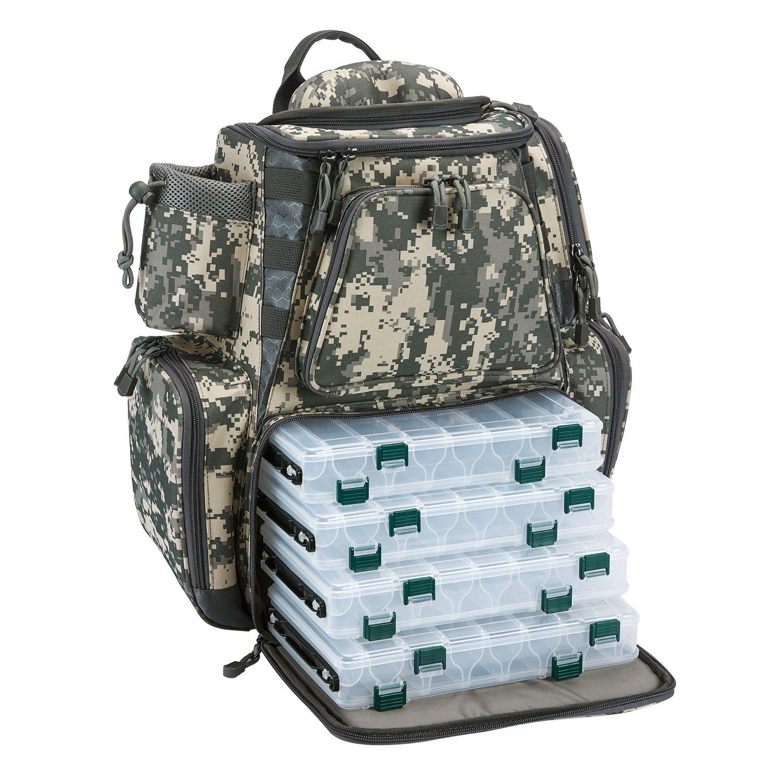 Piscifun Backpack Waterproof Protective Camouflage