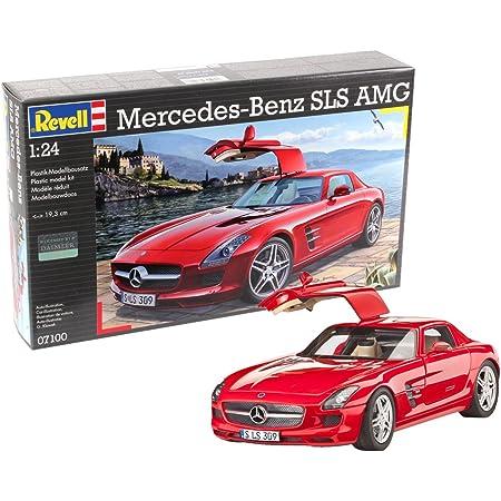 ドイツレベル 1/24 メルセデスSLS AMG 07100 プラモデル