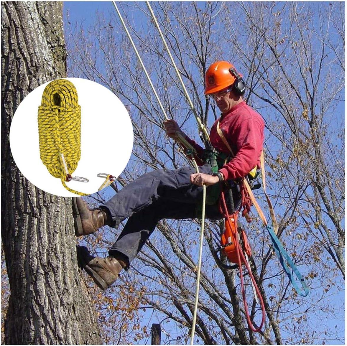 Climbing rope-yy Cuerda de Seguridad, Cuerda Estática de ...