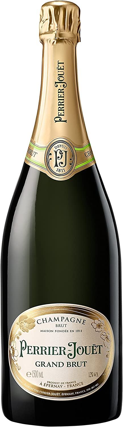 Perrier Jouet Grand Brut Champagne 1.5Ltrs